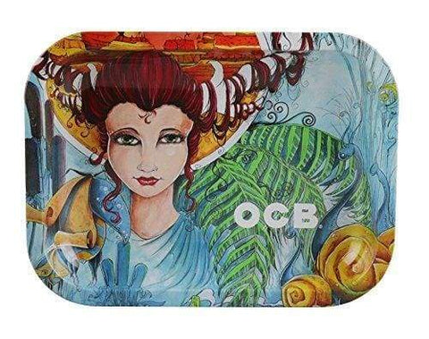 Ocb Rollin' Tray Small