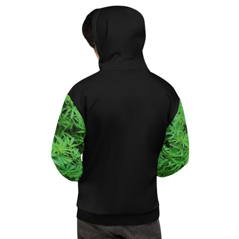 LeafCamo Pullover Hoodie