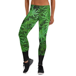LeafCamo Women's Leggings