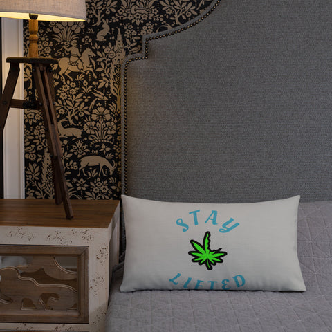 Stay Lifted Premium Pillow