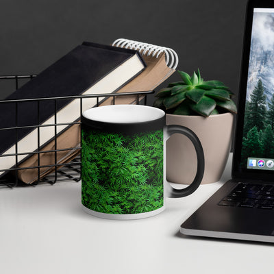 LeafCamo Magic Mug