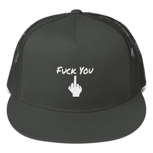 Fuck You MeshBack Snapback