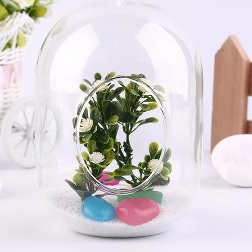 1pc Glass Vase Container - The Unique Home