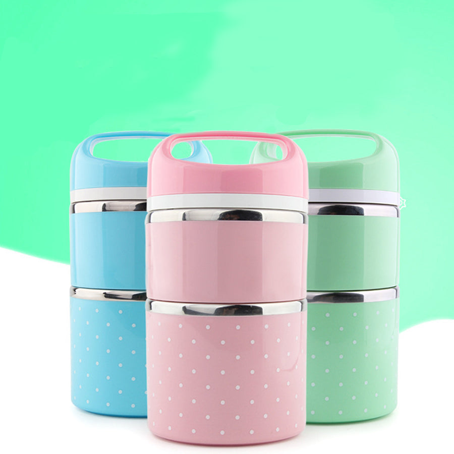 Stainless Steel Mini Thermal Lunch Box