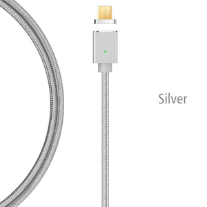 Micro USB Cable Magnetic Charger Data Cord