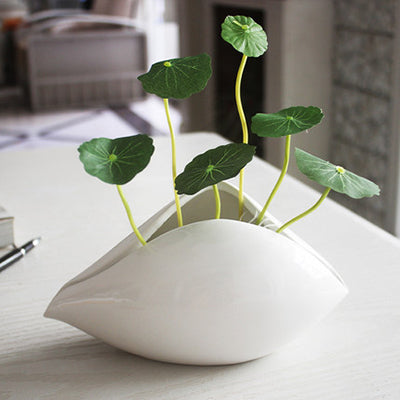 European style Modern minimalist Ceramic Vase - The Unique Home