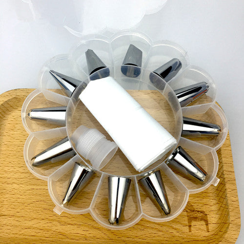 14pcs/set Russian Piping Tips