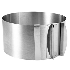 Stainless Steel Circle Mousse Ring Cake Baking Tool