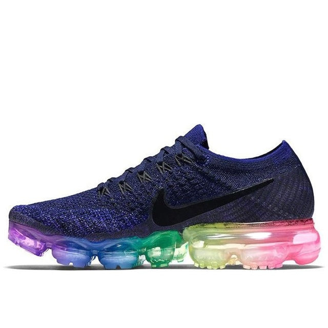4aa29044c195f Original New Arrival Offical Nike AIR VAPORMAX FLYKNIT Breathable Men s  Running Shoes Sports Sneakers