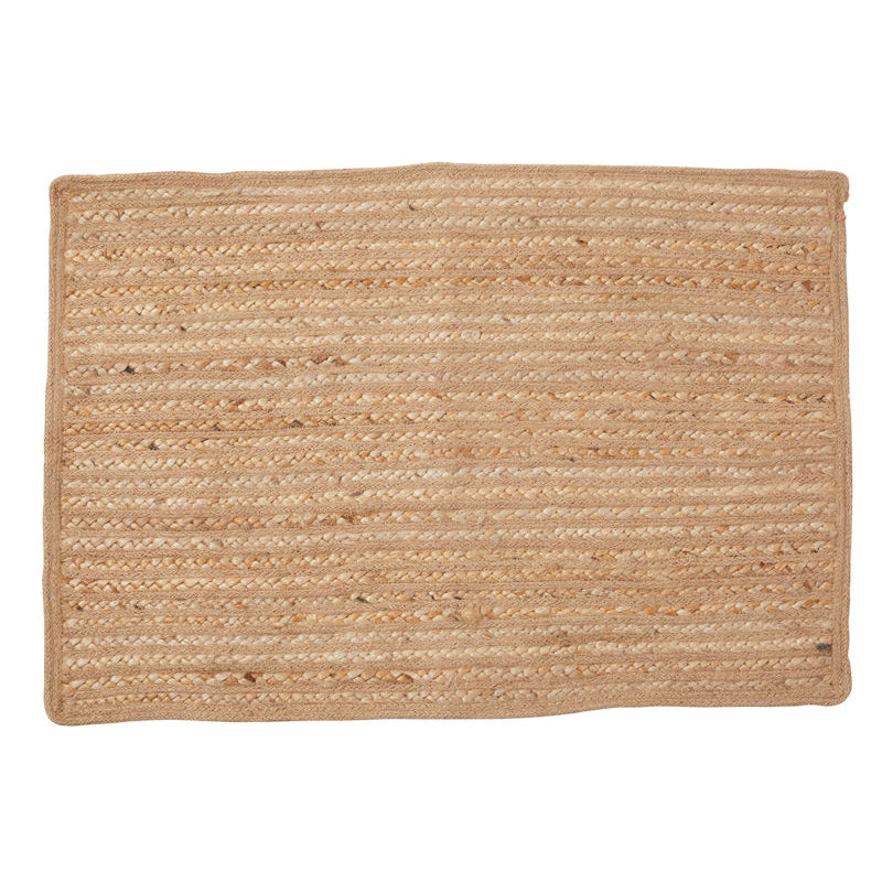 Brasilia Rug in Natural from amalfi lightbox gift and home
