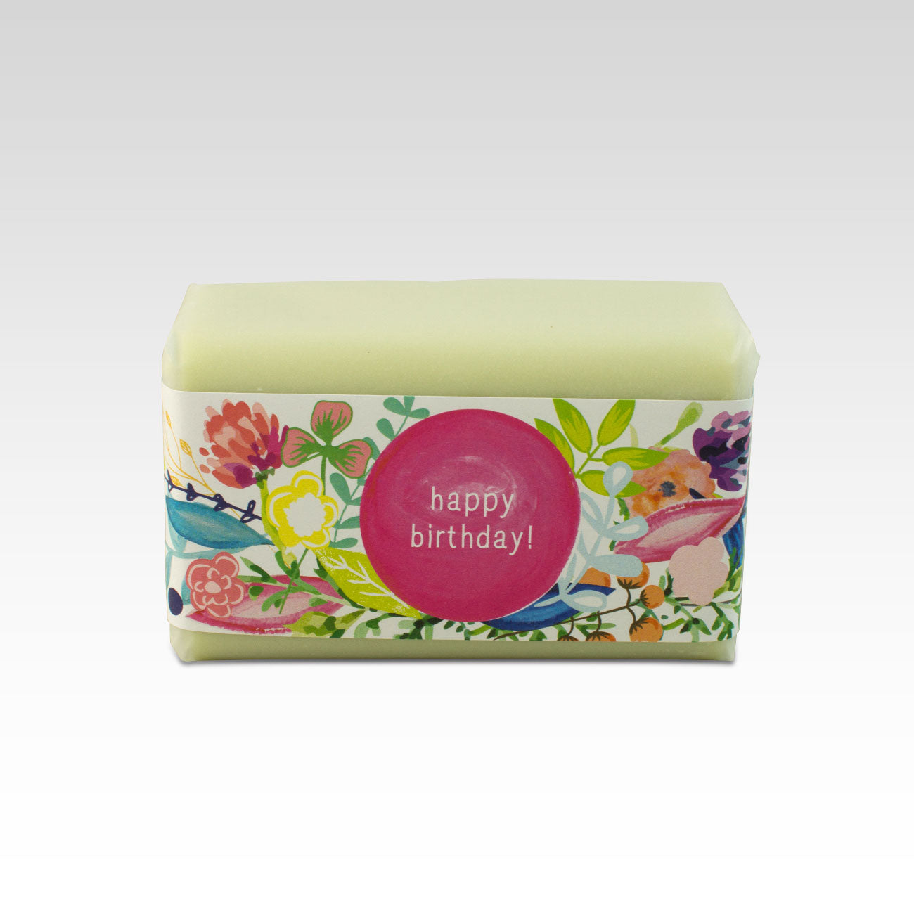 'Birthday' French Pear Soap