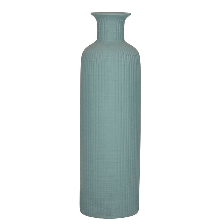 Nora Vase - Chalky Teal