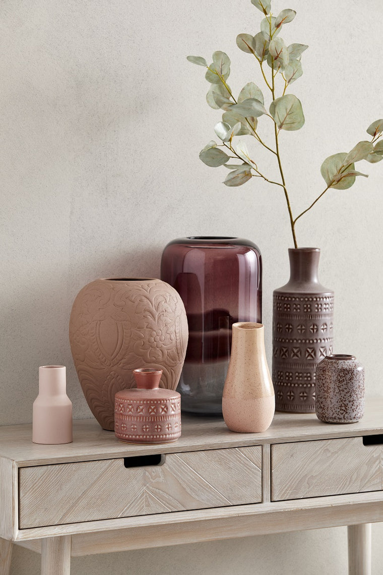 The Japonica vase from Amalfi lightbox gift and home