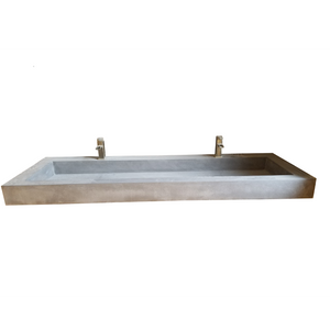 Concrete Farmhouse Sink 2
