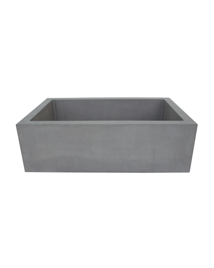 Concrete Farmhouse Sink 1