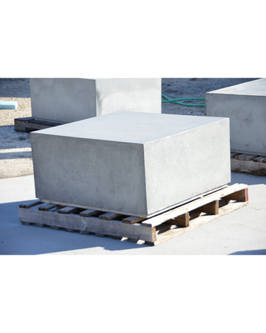 Geometric Concrete Table G