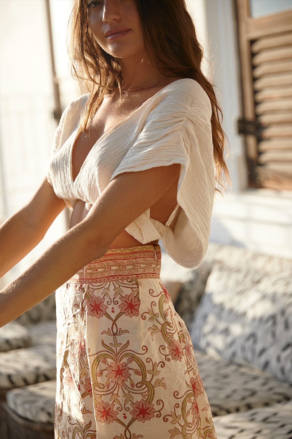 Jasmine Skirt - Sunshine