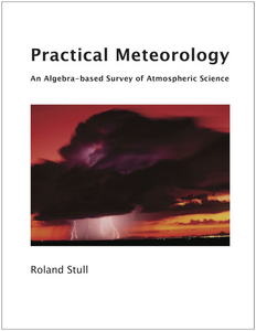 Practical Meteorology - R. Stull (B&W edition)