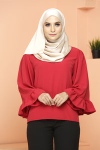 Lavisa Blouse Chilli Flakes