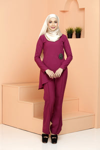 Jedore Suit Purple