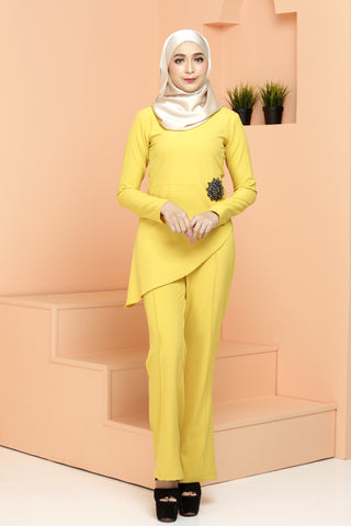 Jedore Suit Yellow