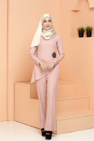 Jedore Suit Pink
