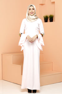 Fiona Dress Soft Pink