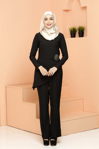 Jedore Suit Black