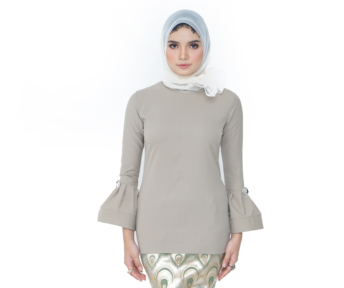 Arabell Blouse Green