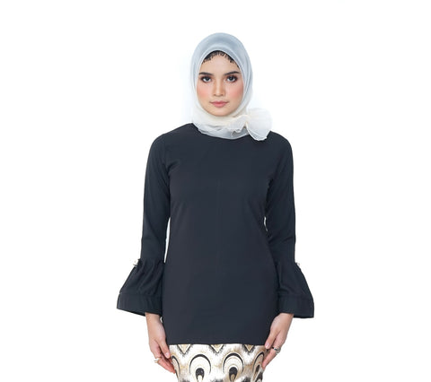 Arabell Blouse Black