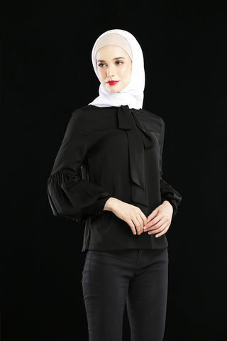 Everlyn Blouse Black