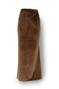 Livia Skirt Brown