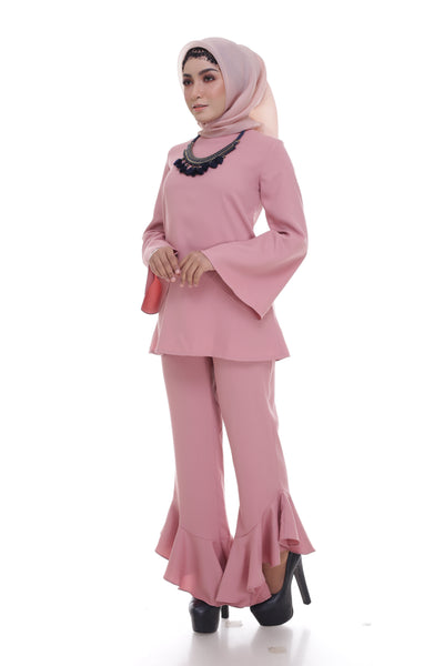 Catrina Suit Dusty Pink