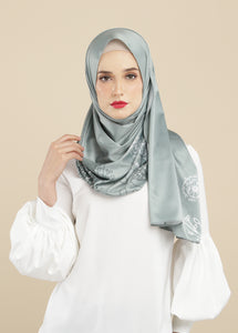 Dandely Shawl Green Summer