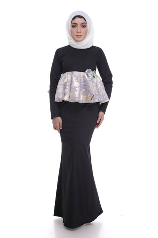 Deandra Dress Black