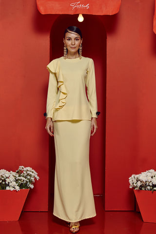 Melati Kurung Yellow