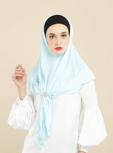 Bawal Basic Baby Blue