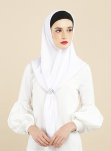 Bawal Basic White Snow