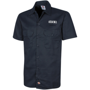 (OXB) Work Shirt  Men's Short Sleeve Workshirt