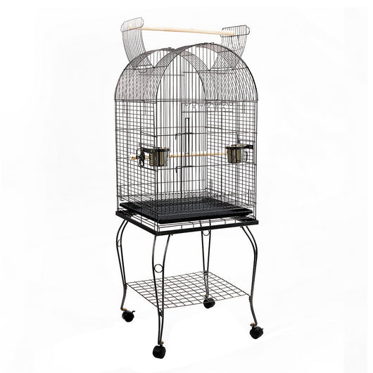 i.Pet Large Bird Cage with Perch 139cm