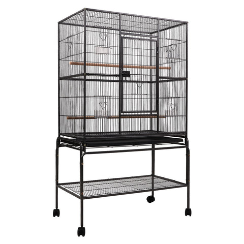 ipet bird cage with perch 140cm