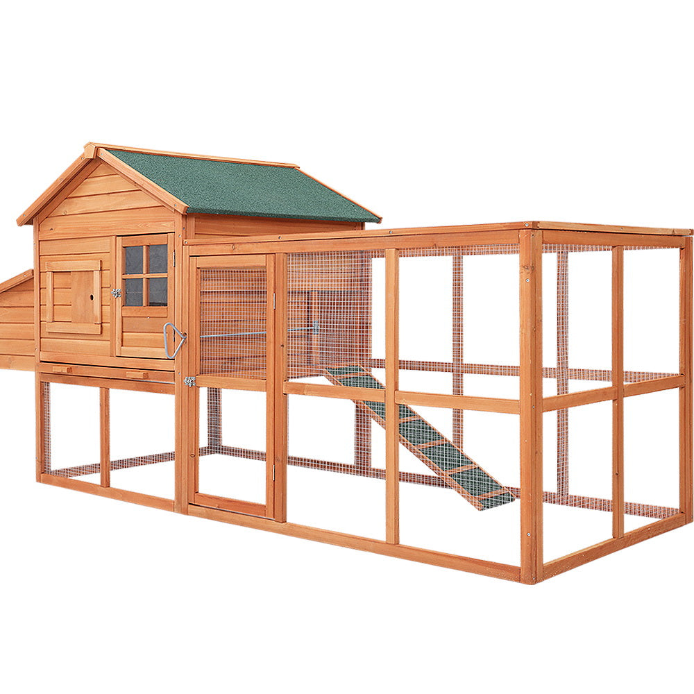 i.Pet Extra Large Chicken Enclosure