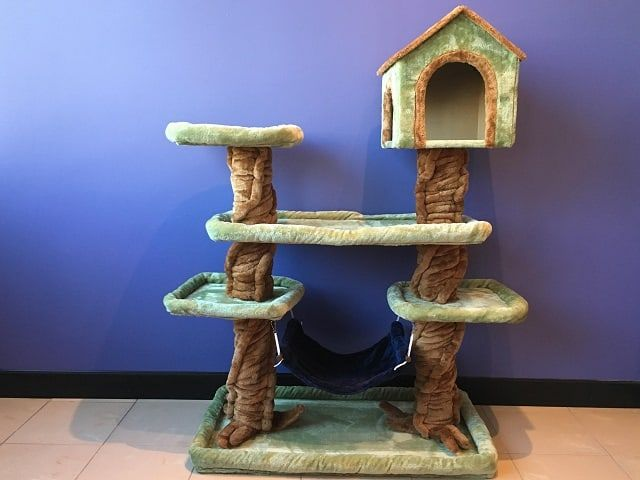 Somerzby Enchanted Garden Cat Tree