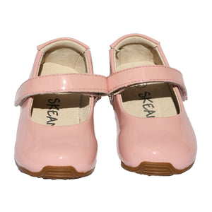 Mary-Janes Patent Pink