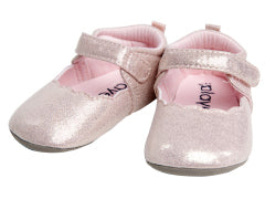 Baby Girl Prewalker Scallop Shoes