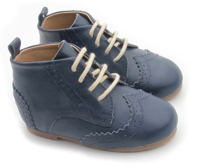 Cambridge Boot - Navy