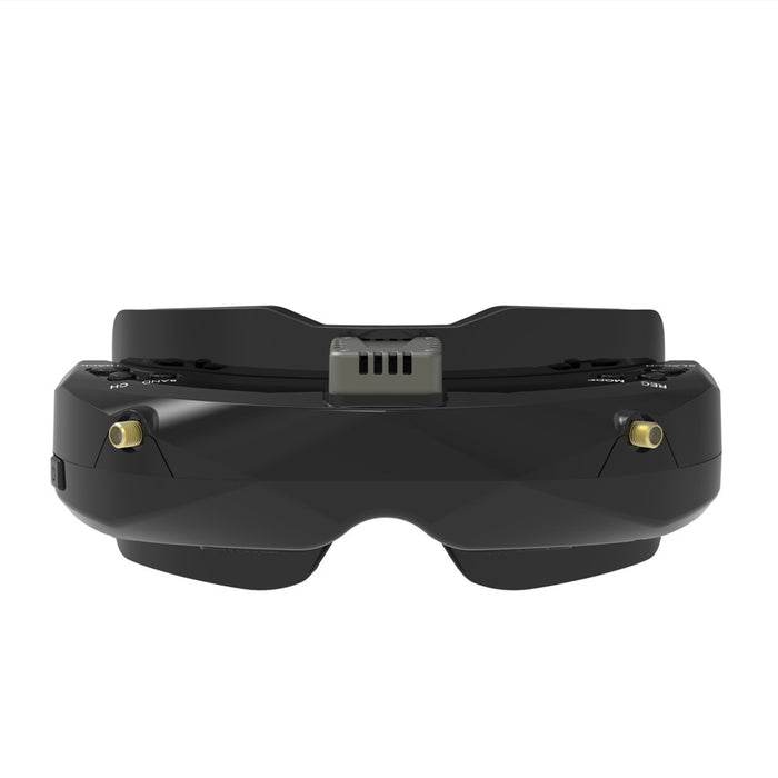 SKYZONE SKY02O FPV Goggles 640*400 OLED 5.8Ghz SteadyView Diversity RX Built in Headtracker DVR HDMI AVIN/OUT for RC Racing Drone