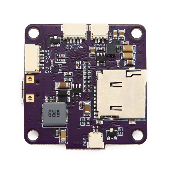 Flycolor X-Tower F4 Flight Controller + Caddx Turbo Micro S2