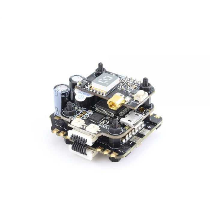 EMAX Mini Magnum 2 F4 35A Flytower 20*20mm 35A 2-6S BLHeli_32 4in1 ESC+F4 Flight Controller OSD+VTX
