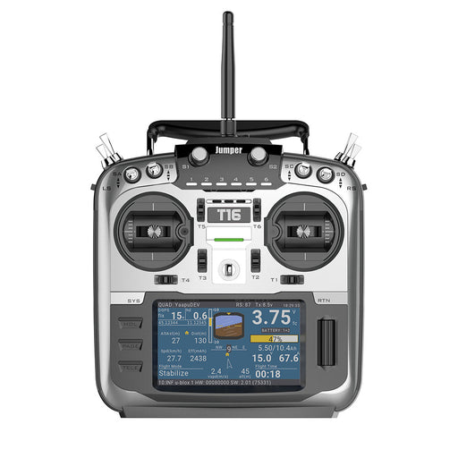 Jumper T16 Plus with HALL Gimbals Open Source Multi-protocol Radio Transmitter JumperTX